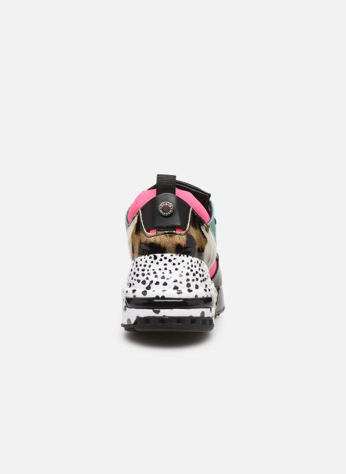 Sneaker Steve Madden CLIFF mehrfarbig ansicht von rechts