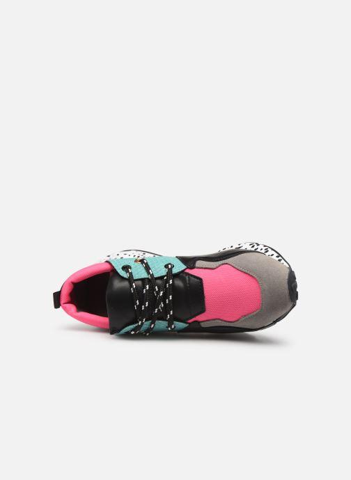 Sneaker Steve Madden CLIFF mehrfarbig ansicht von links