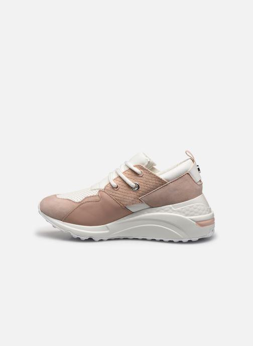 Sneaker Steve Madden CLIFF rosa ansicht von vorne
