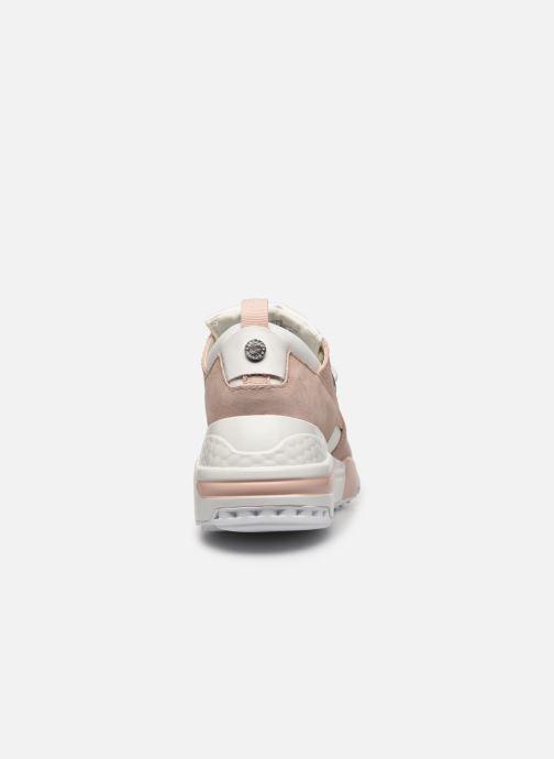 Sneaker Steve Madden CLIFF rosa ansicht von rechts