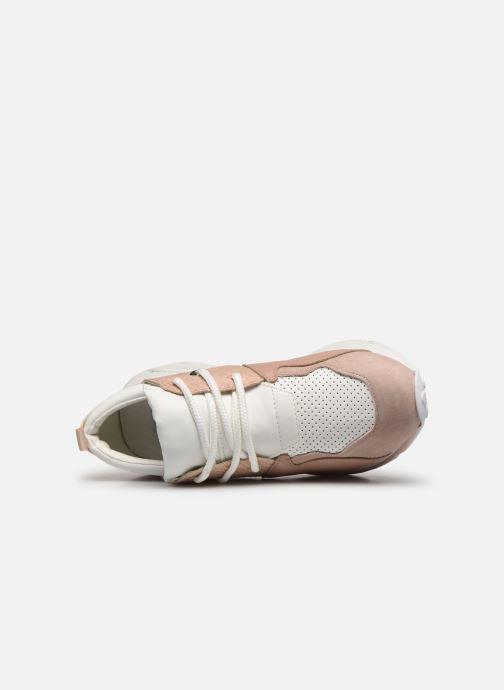 Sneaker Steve Madden CLIFF rosa ansicht von links