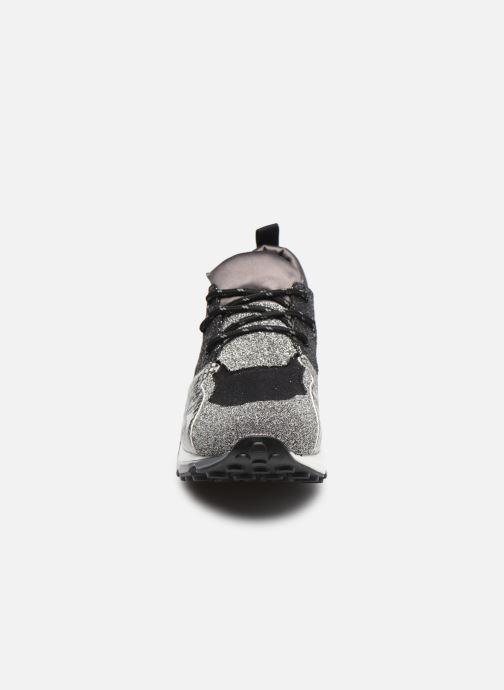 Sneaker Steve Madden CLIFF grau schuhe getragen