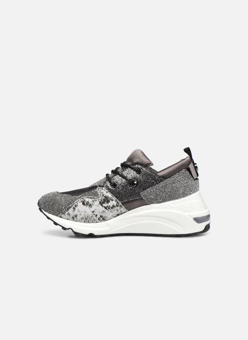 Sneaker Steve Madden CLIFF grau ansicht von vorne