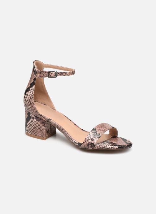 Sandales et nu-pieds Steve Madden IRENEE Rose vue détail/paire