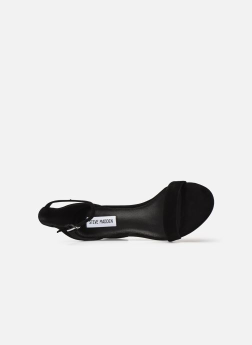 Sandales et nu-pieds Steve Madden IRENEE Noir vue gauche