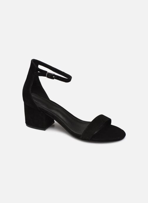 Sandales et nu-pieds Steve Madden IRENEE Noir vue détail/paire