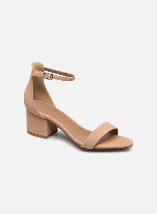 Sandales et nu-pieds Steve Madden IRENEE Marron vue détail/paire