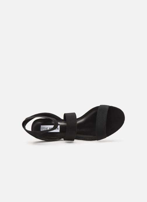 Sandales et nu-pieds Steve Madden ISOLATE Noir vue gauche