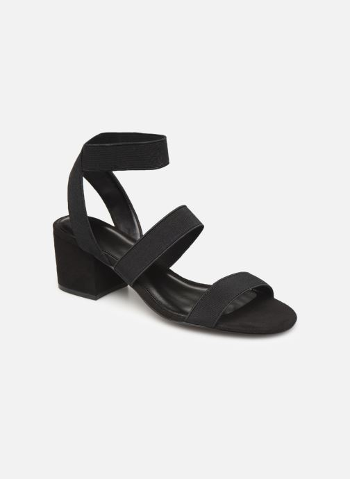 Sandales et nu-pieds Steve Madden ISOLATE Noir vue détail/paire