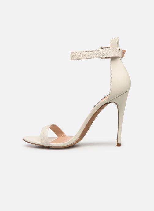 Sandales et nu-pieds Steve Madden MARLEY Blanc vue face