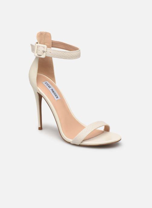 Sandales et nu-pieds Steve Madden MARLEY Blanc vue détail/paire
