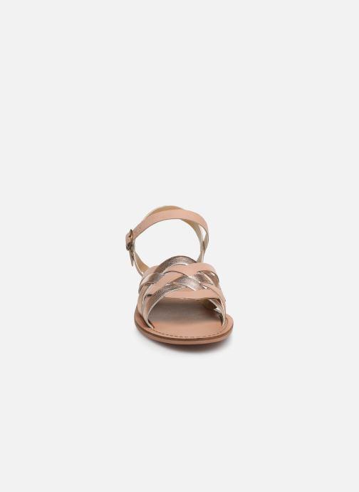 Sandals Steve Madden OSCAR Pink model view
