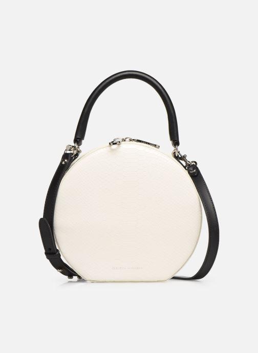 Sacs à main Rebecca Minkoff CIRCLE BAG PYTHON Blanc vue détail/paire