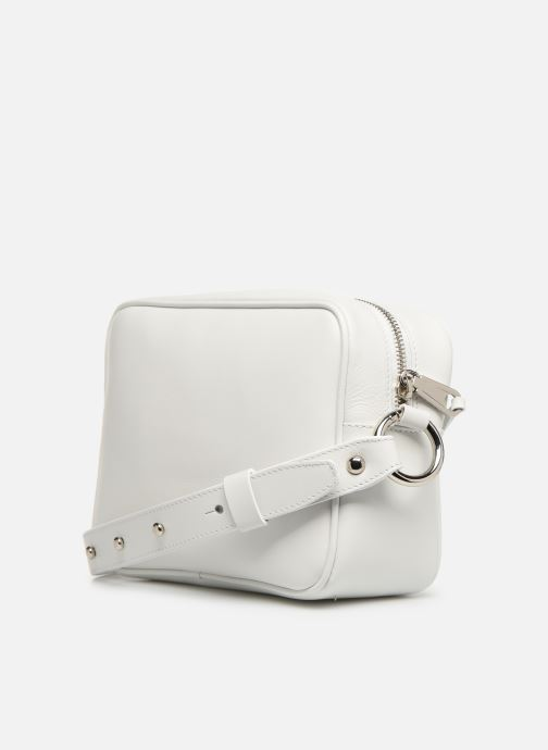 Camera White Nappa Optic Minkoff Big Rebecca Bag QeWdrBxoCE