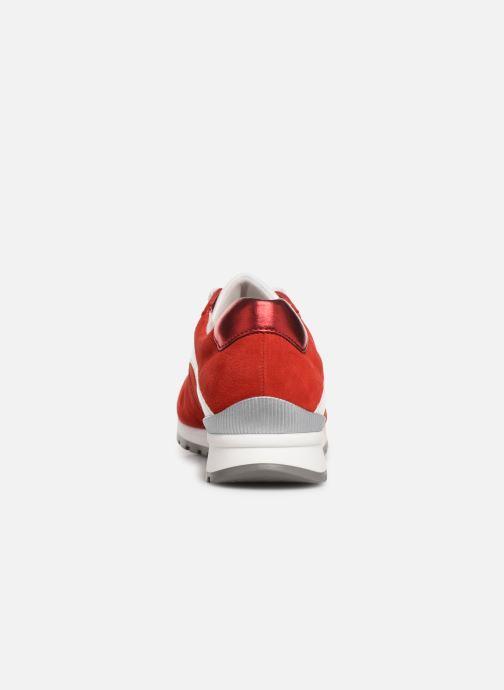 Sneakers Gabor Angela Rosso immagine destra