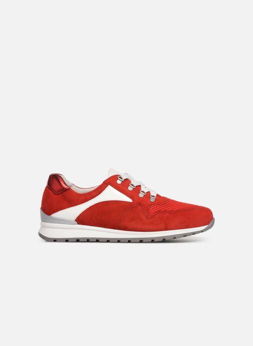 Sneakers Gabor Angela Rood achterkant