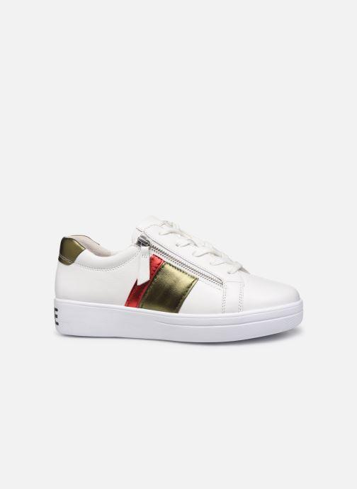 Sneaker Gabor Lyloo weiß ansicht von hinten