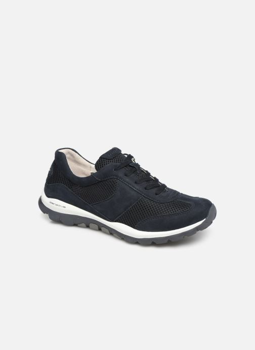Sneaker Gabor Meryl blau detaillierte ansicht/modell