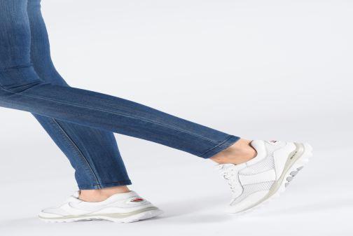 Sneakers Gabor Meryl Wit onder