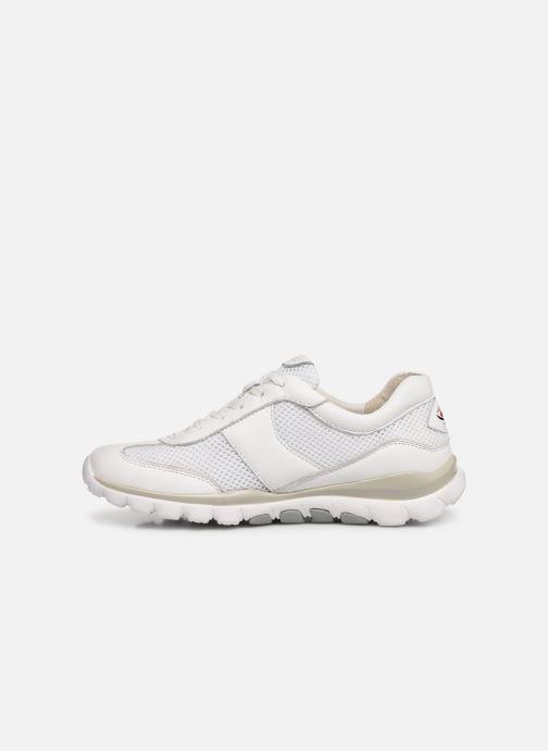 Sneakers Gabor Meryl Wit voorkant