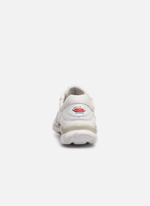 Sneakers Gabor Meryl Wit rechts