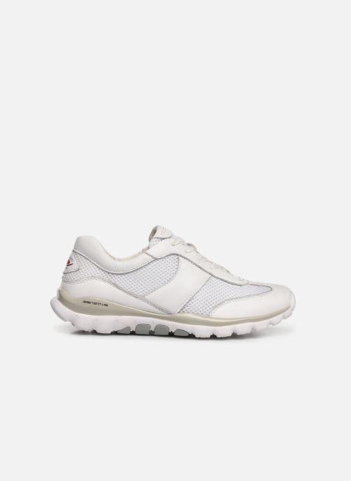 Sneakers Gabor Meryl Wit achterkant