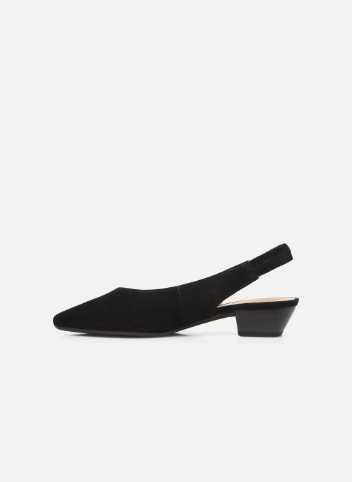 Zapatos de tacón Gabor Liv Negro vista de frente