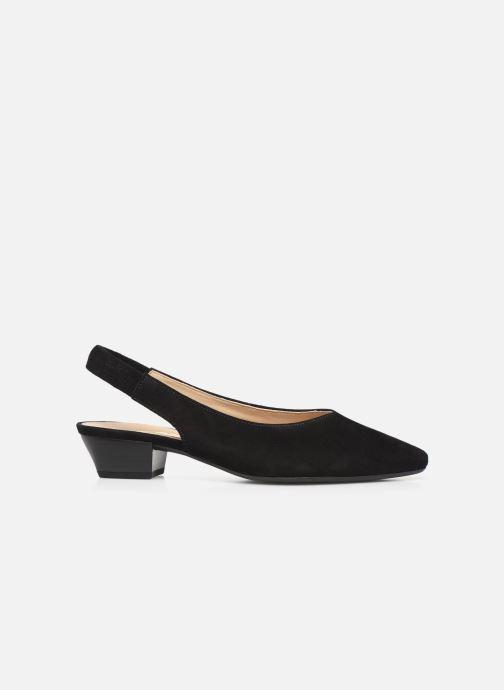 Zapatos de tacón Gabor Liv Negro vistra trasera
