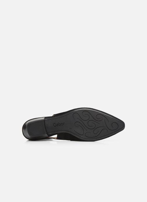 Zapatos de tacón Gabor Liv Negro vista de arriba