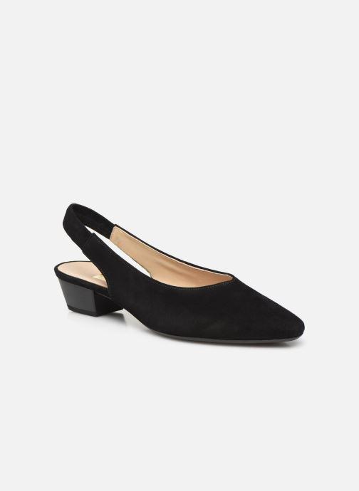 Zapatos de tacón Gabor Liv Negro vista de detalle / par