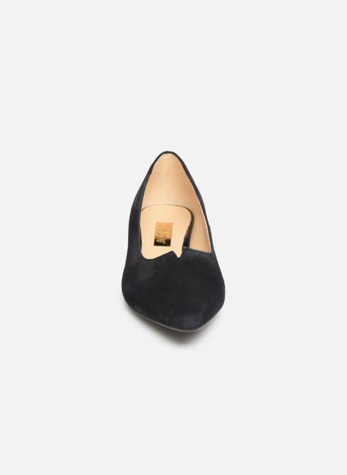 Escarpins Gabor Alana Bleu vue portées chaussures