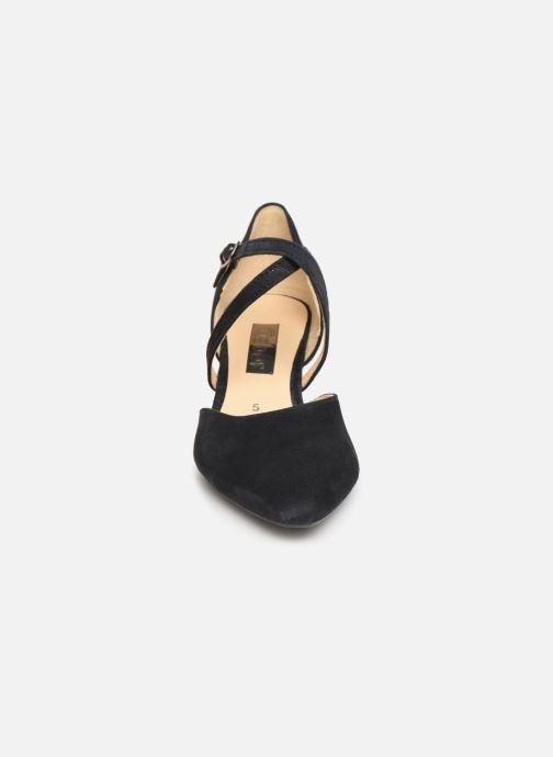Escarpins Gabor Joyce Bleu vue portées chaussures