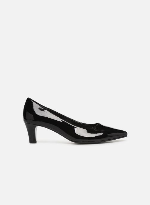 Zapatos de tacón Gabor Malika Negro vistra trasera