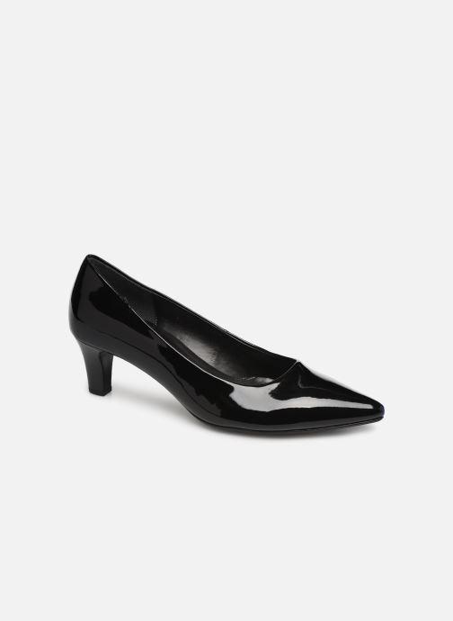 Zapatos de tacón Gabor Malika Negro vista de detalle / par