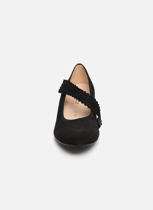 Escarpins Gabor Aude Noir vue portées chaussures