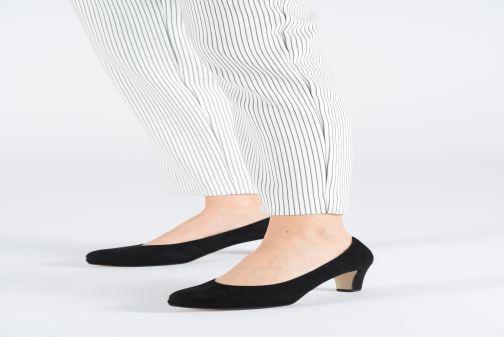 Zapatos de tacón Gabor Elyna Negro vista de abajo