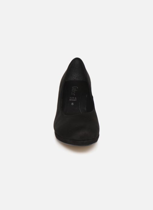 Zapatos de tacón Gabor Elyna Negro vista del modelo