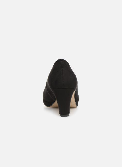 Zapatos de tacón Gabor Elyna Negro vista lateral derecha