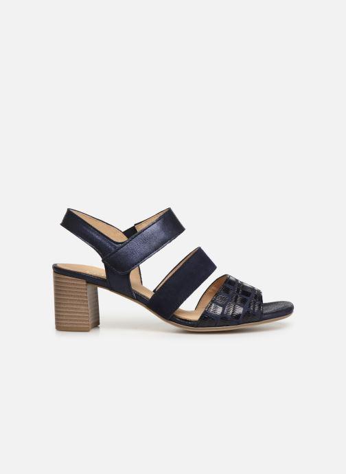 Sandales et nu-pieds Gabor Lexy Bleu vue derrière