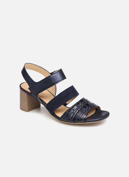 Sandales et nu-pieds Gabor Lexy Bleu vue détail/paire