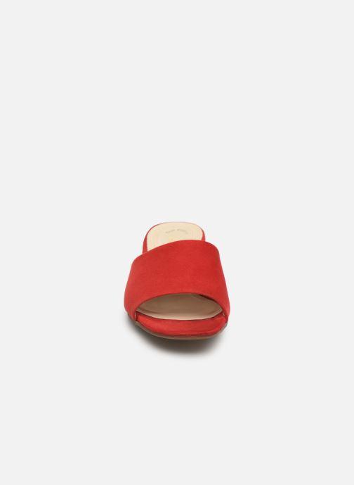 Mules et sabots Gabor Auriane Rouge vue portées chaussures