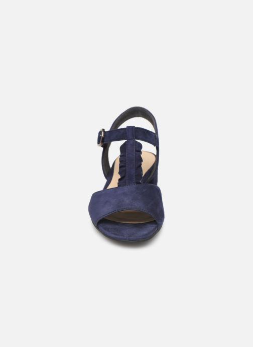 Sandales et nu-pieds Gabor Alycia Bleu vue portées chaussures