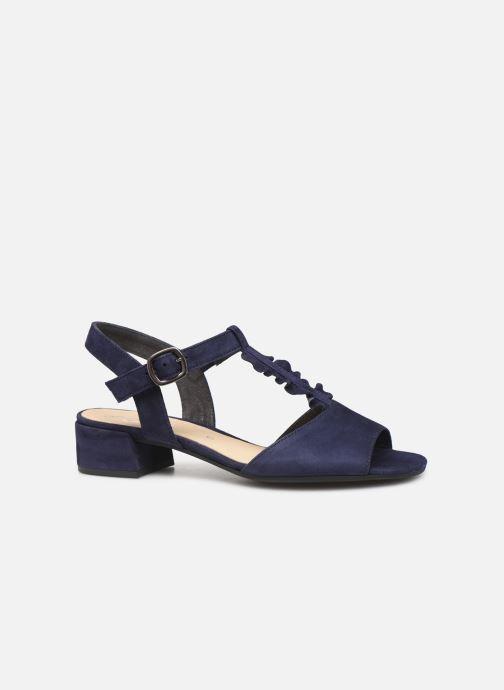 Sandales et nu-pieds Gabor Alycia Bleu vue derrière