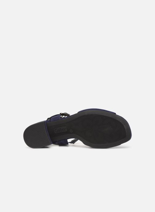 Sandali e scarpe aperte Gabor Alycia Azzurro immagine dall'alto