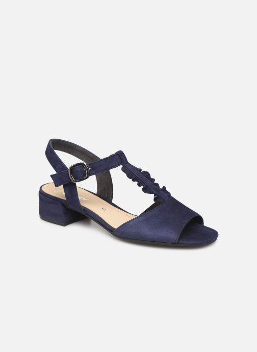 Sandales et nu-pieds Gabor Alycia Bleu vue détail/paire