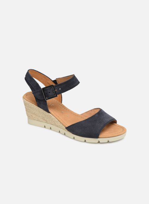 Sandales et nu-pieds Gabor Danaé Bleu vue détail/paire