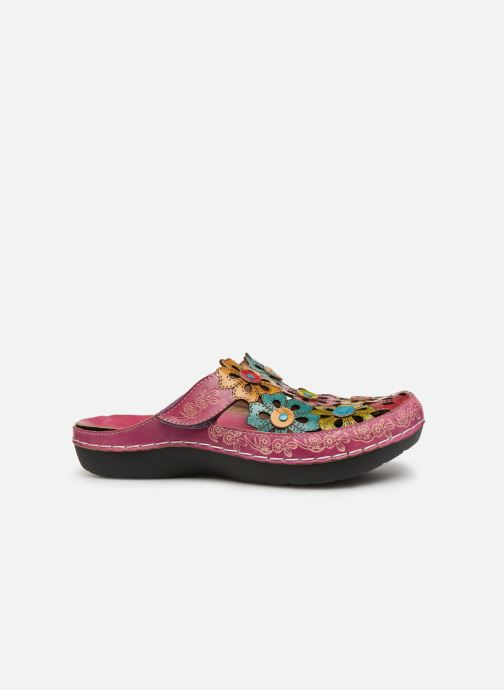 Mules & clogs Laura Vita BILLY 16 Multicolor back view