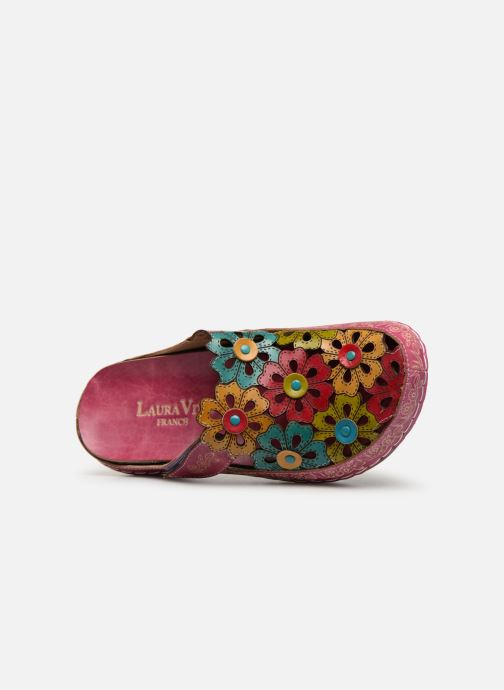 Mules & clogs Laura Vita BILLY 16 Multicolor view from the left