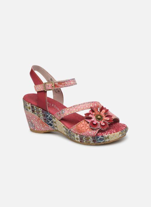 Sandales et nu-pieds Laura Vita Becauteo 119 Rose vue détail/paire