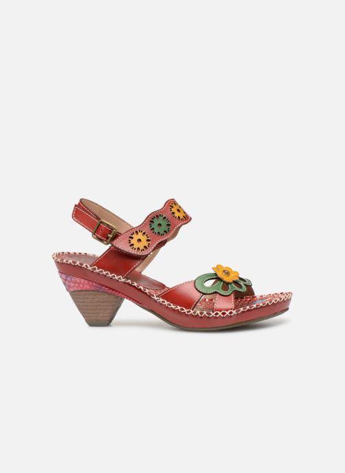 Sandali e scarpe aperte Laura Vita BEIGNET 33 Rosso immagine posteriore